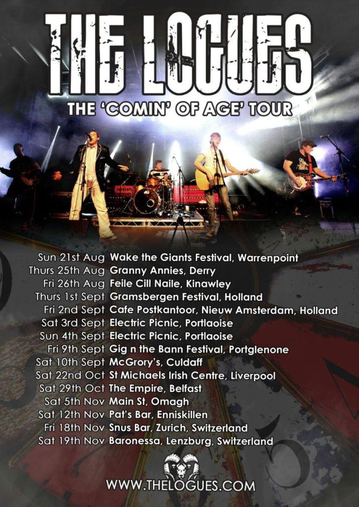 The-Logues Plakat