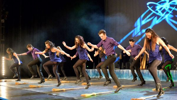 Danceperados of Ireland – Life, love and lore ot the Irish travellers (2016)