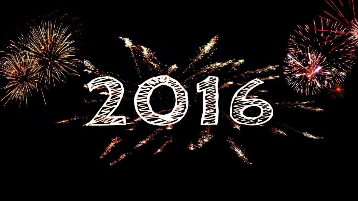 Feuerwerk 2016