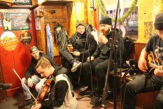 Mickey Rickshaw zu Gast im Notenschlüssel Leverkusen am 5. Januar 2017 - acoustic Gig