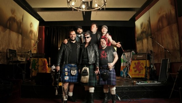 The Real McKenzies – on Tour