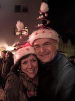 Petr & Mary Pandula Christmas 2015 by Simone Launer