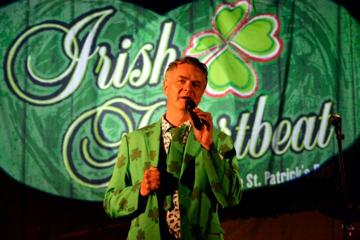 Petr Pandula - Irish Heartbeat 2015 - Foto Gregor Eisenhuth A