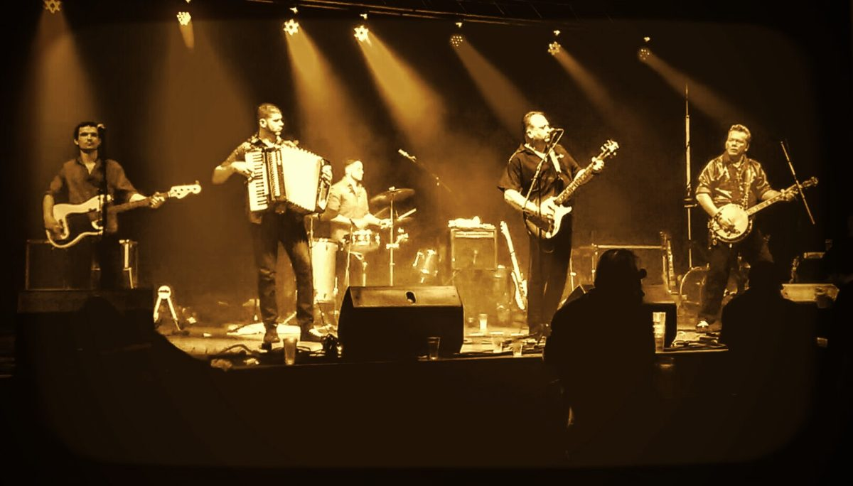 Bandfoto Jamie Clarke's Perfect