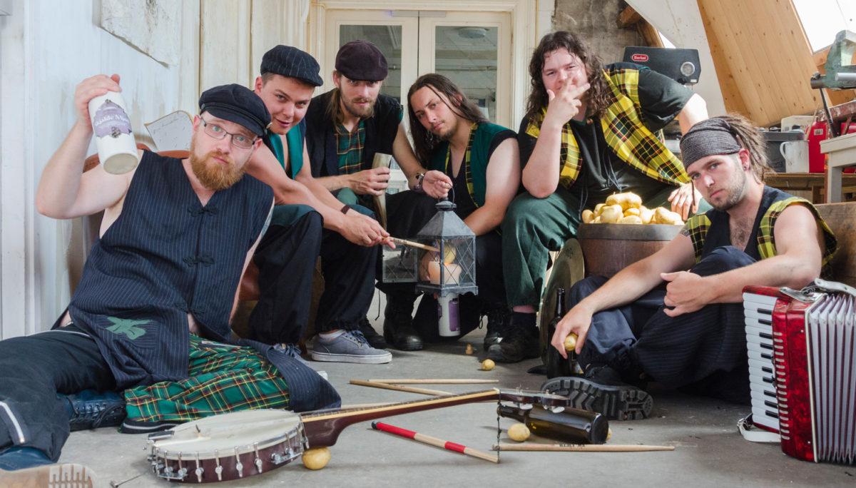 Bandfoto The Royal Spuds