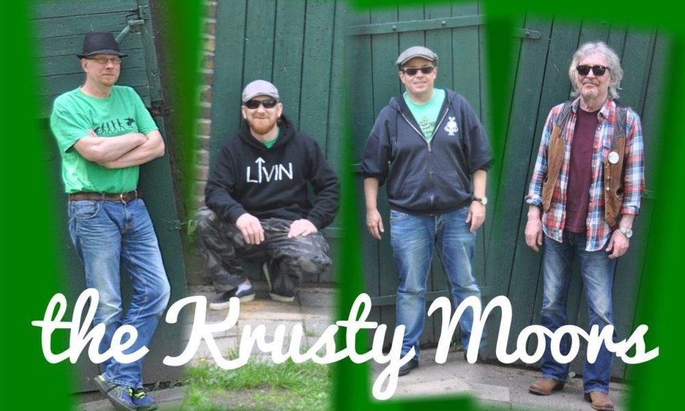 The Krusty Moors Bandfoto