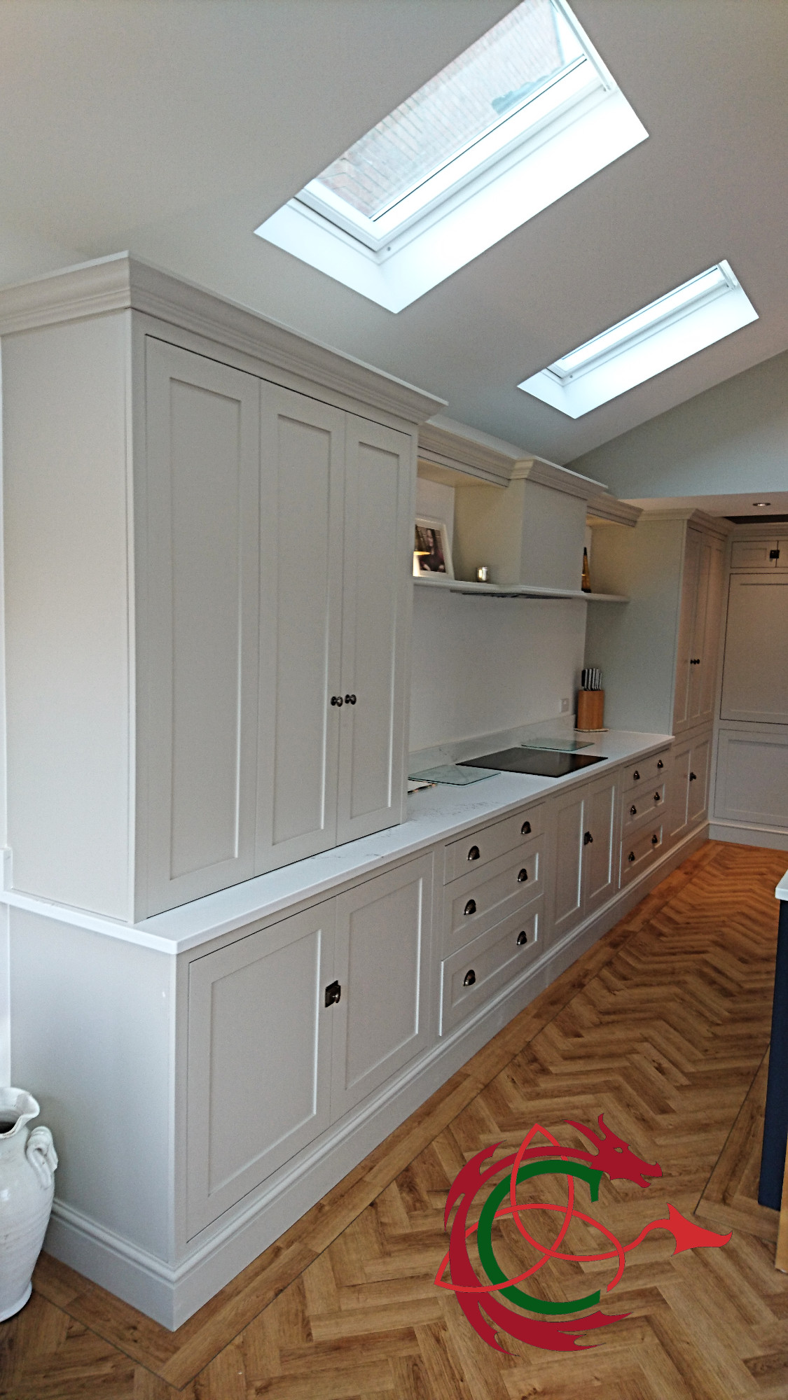 Traditional Style Kitchen Cabinets In West Midlands By Celtica Kitchens