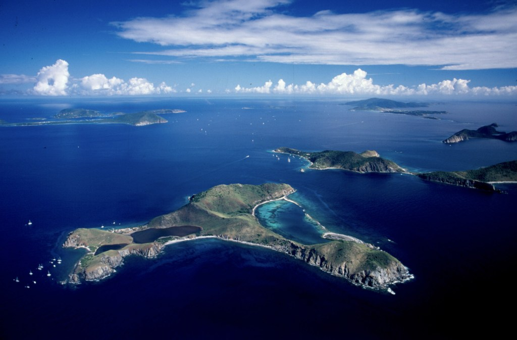 Salt Island & Cooper