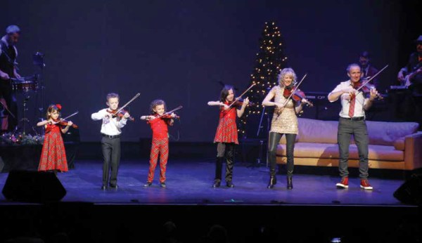 Natalie MacMaster & Donnell Leahys' - Celtic Family ...