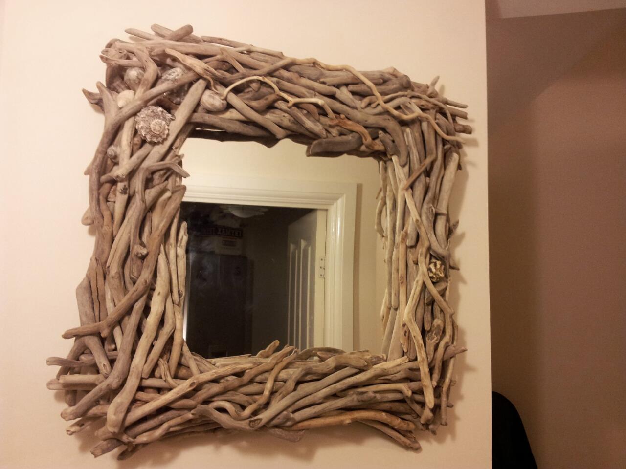 seashell mirror celtic coast creations