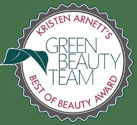 Green Beauty Team Best of Beauty Award Seal