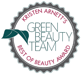 Green Beauty Team Best of Beauty Award Seal