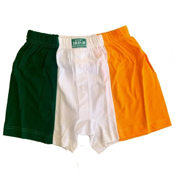 Irish Boxer Shorts Medium 28quot30quot Waist Celtic Corner Store