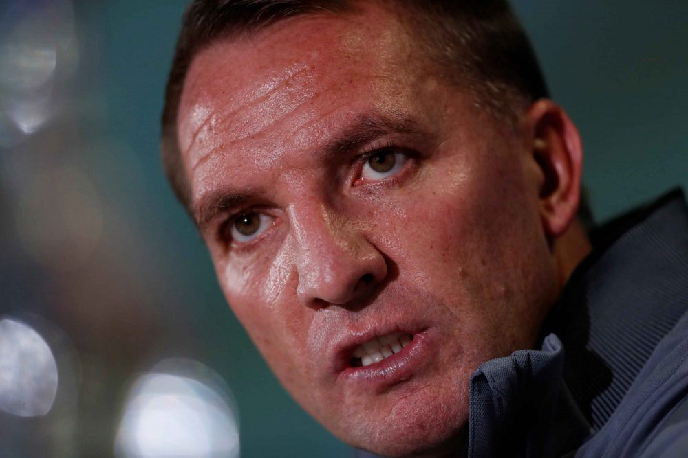 Celtic being in the Premier League would be 'amazing', says Rodgers