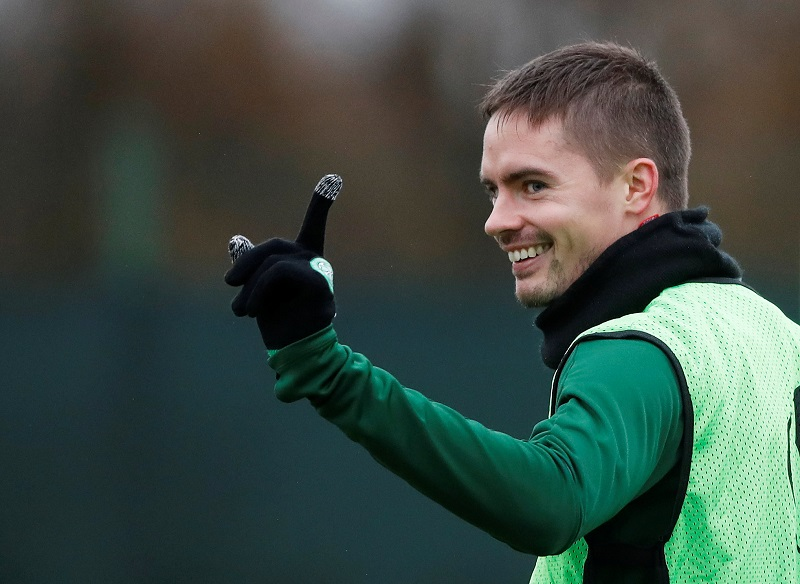 Lustig Speaks Out On Whether He Will Be At Celtic Next Season
