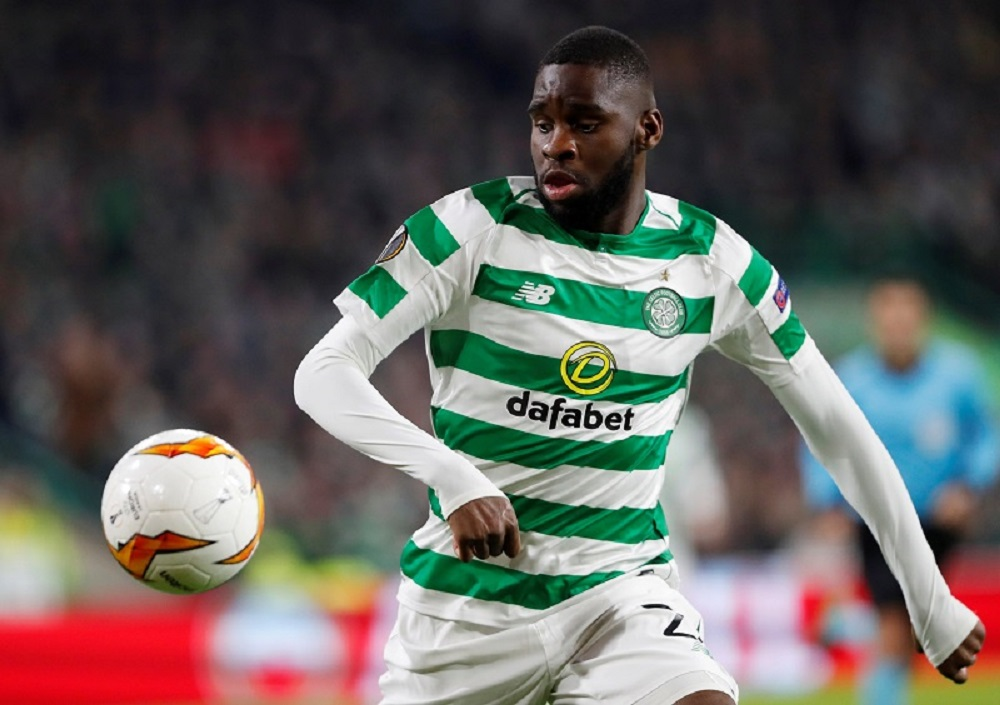 Celtic Dispute Claims Regarding Ligue One Giant's Approach For Edouard