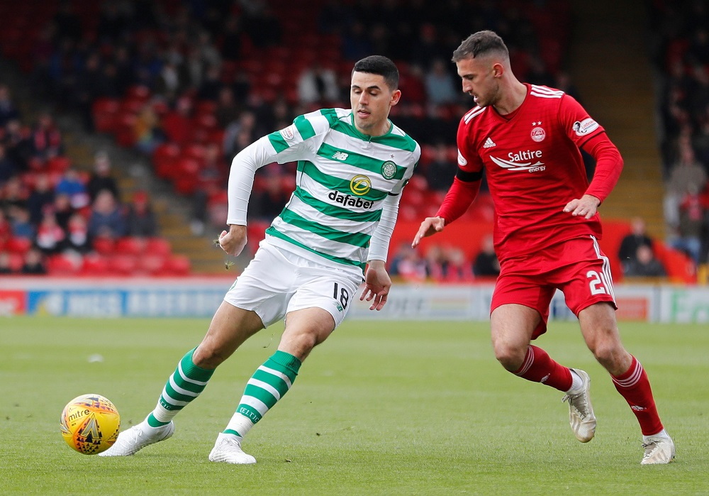 'Nice To See Some Loyalty' 'Going Nowhere' Fans Delighted As Agent Rubbishes Reports Of Celtic Playmaker's EPL Switch