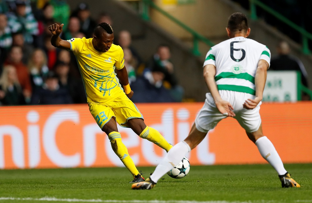 Celtic Consider Reigniting Bid For Ghanaian Ace After Club Make Him Available For Transfer