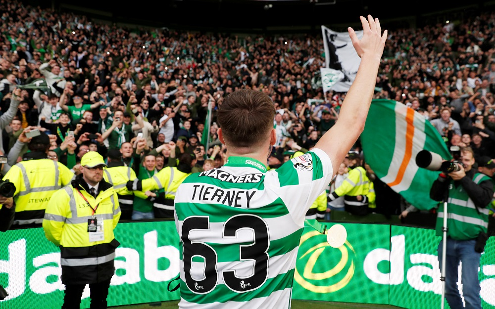 Lennon Provides Latest Update On Celtic Star's Arsenal Switch