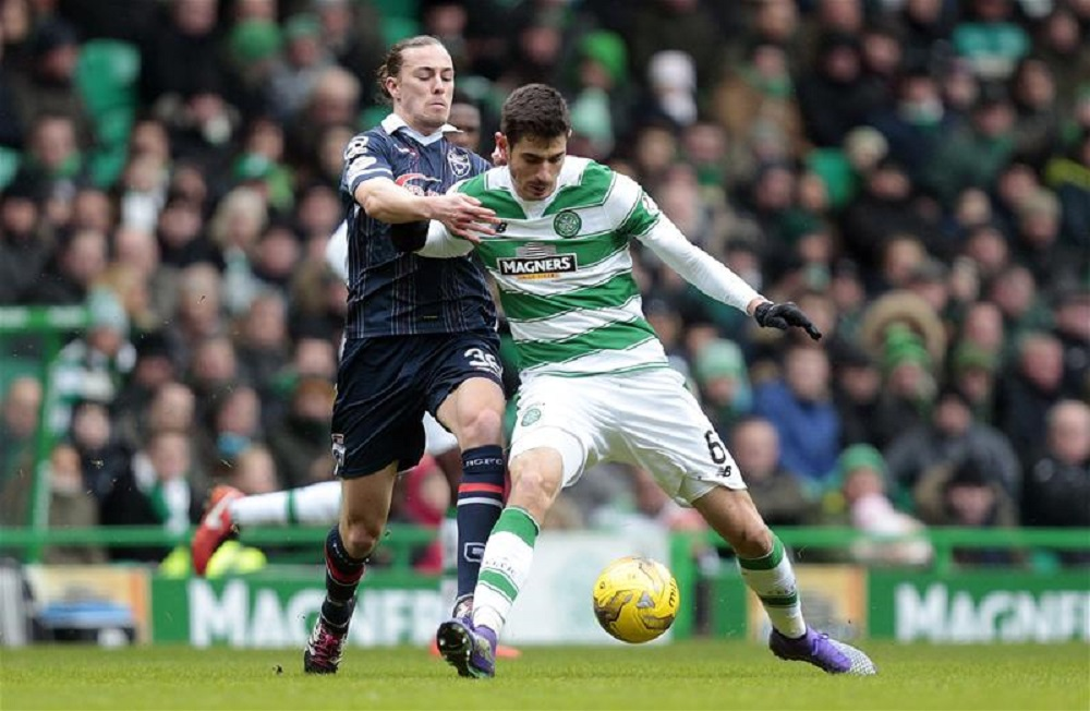 Celtic Injury Report Ahead Of The Game Against Hamilton