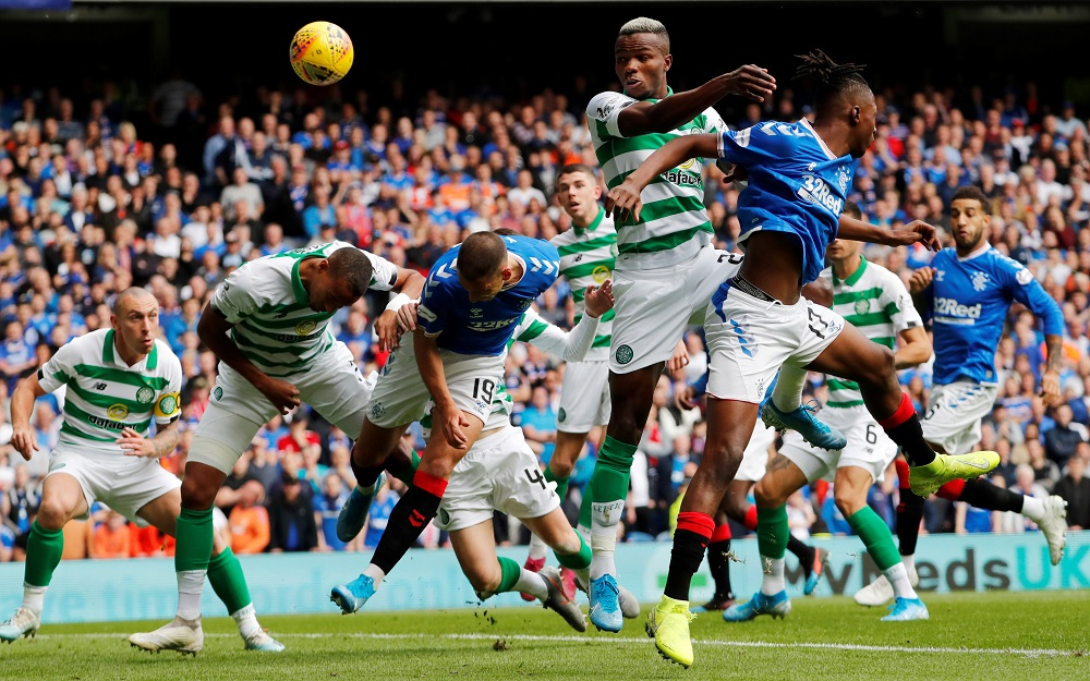 'Incredible Performance' 'He's Settled In Nicely' Fans Praise Celtic Star After Top Class Performance In First Old Firm Derby