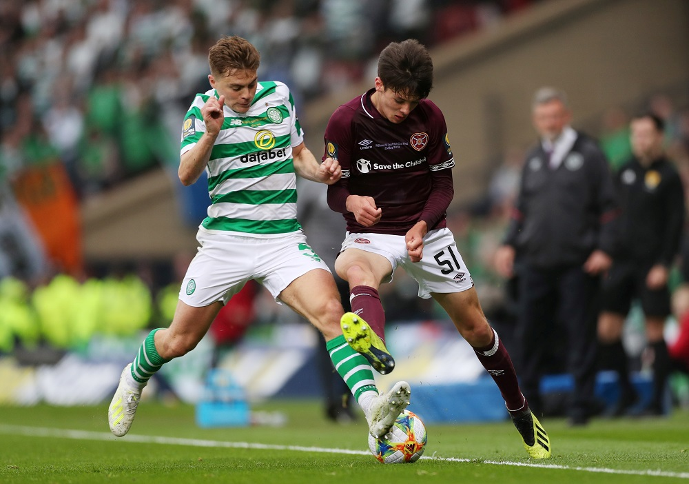 'Would Be A Great Signing' 'They Can Keep Him' Fans Debate Celtic Swoop For £1.5m Rated Starlet Who Is Interesting Man City