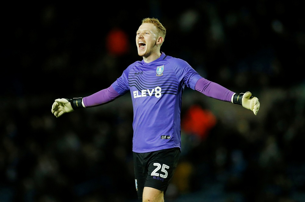 Old Firm Rivals Vying To Sign Wednesday Shot Stopper