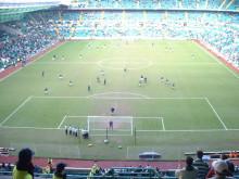 ホントシビレるような素晴らしいスタジアム!