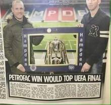 PETROFAC CUP