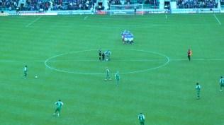 2007 Hibernian x Rangers