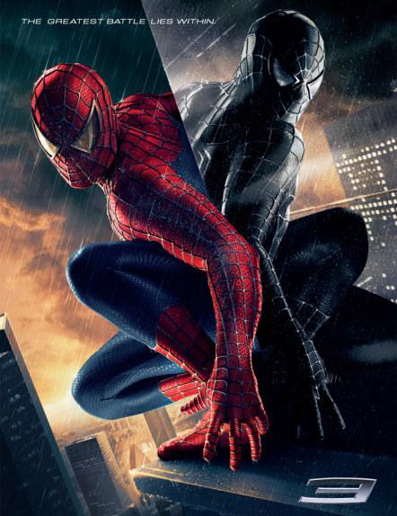 Spiderman Split