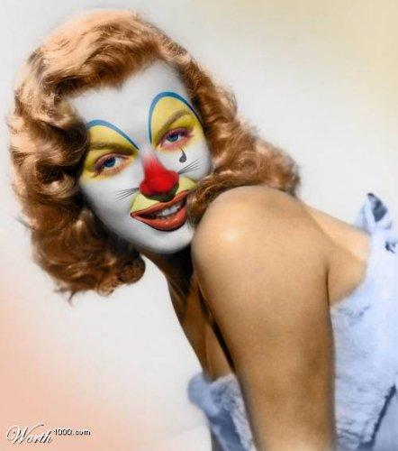 Marilyn Clown
