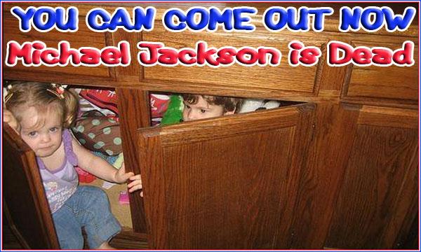 michael jackson finally dead