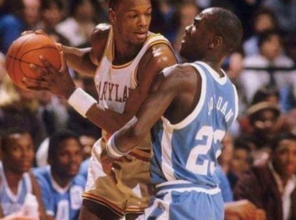 The rivalry that wasn't: Boston's Len Bias vs. Michael Jordan