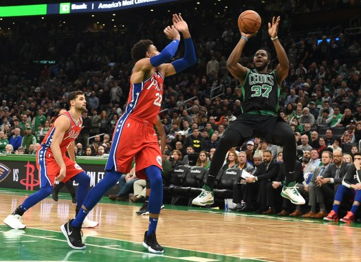 Boston Celtics - Philadelphia 76ers full first-round ...