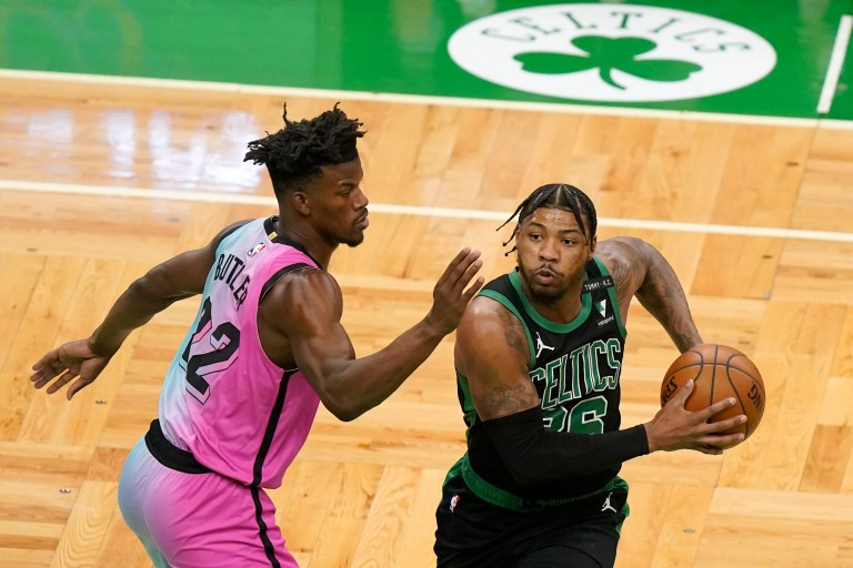 Watch WATCH: Ought to we be involved about Marcus Good lacking flights, getting suspended? – Google NBA News
