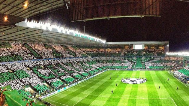 Sensational - Celtic Officially Unveil Parkhead Game Changer