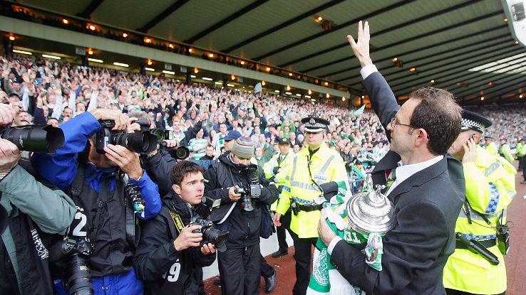 'You Should've Signed me for Celtic' – Former EPL Striker