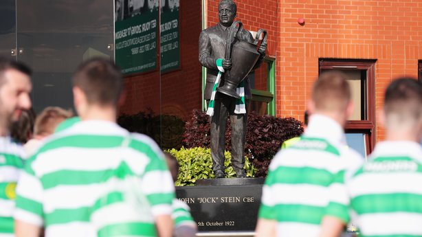 FranceFootball in Jock Stein Shocker