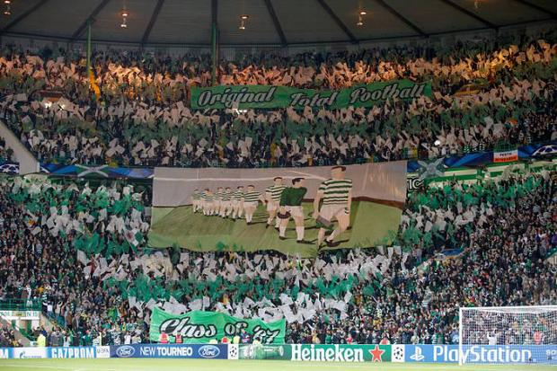 Celtic Fans Branded 'Foolish' By Champions League Opponents
