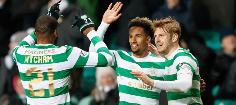 Celtic Slap £6Million Price Tag on Invincible Star