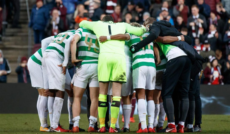 Celtic vs Celtic - Ronny Deila Side Goes One Point Clear of Rodgers