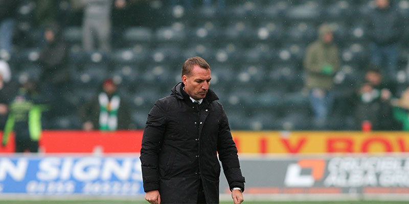 'Scandal' - Former Celt Rages Over Brendan Rodgers Treatment