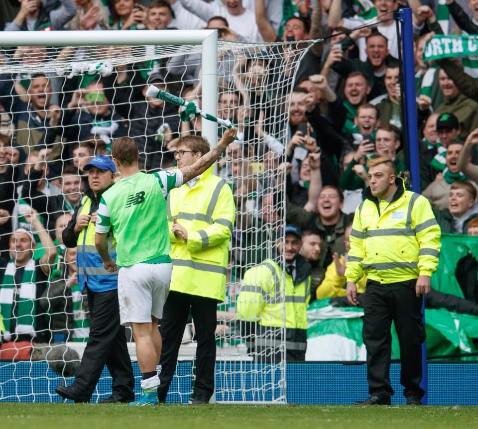 Ibrox Star Causes Stir With Celtic Tweet