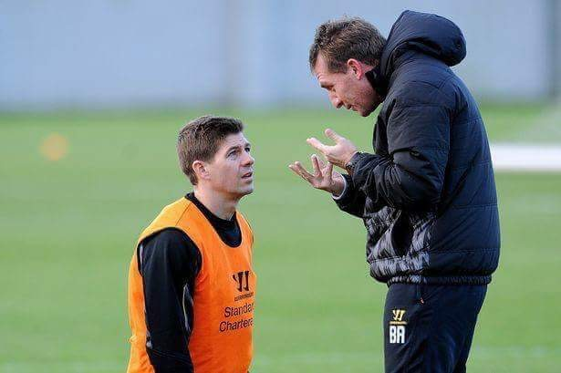 New Ibrox Boss Gerrard's Surprising Admission About Brendan Rodgers
