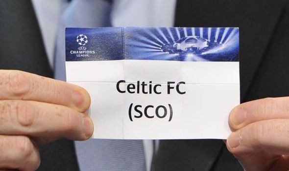 celtic discover champions league fate today celtsarehere