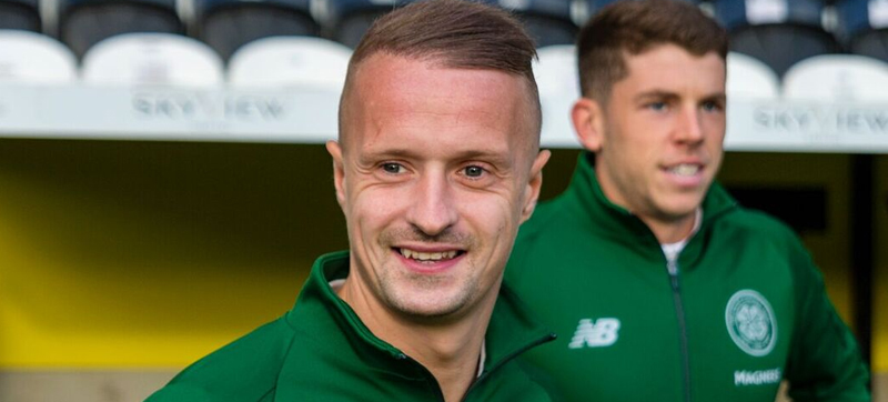 'Short Memories' - Leigh Griffiths Taunts Ibrox Fans