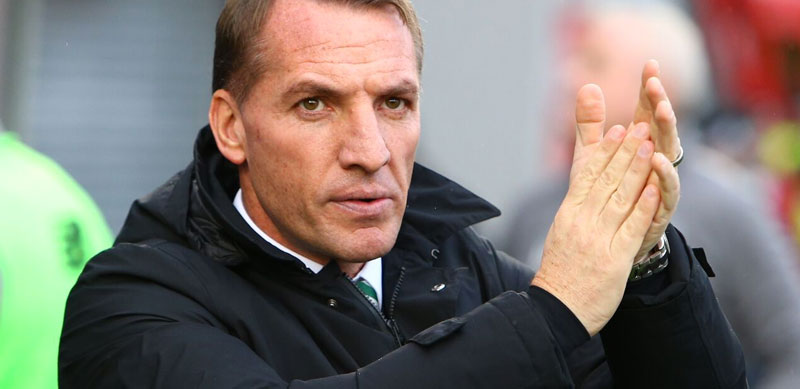 Brendan Rodgers Sneaks Potential Signing into Lennoxtown for Talks
