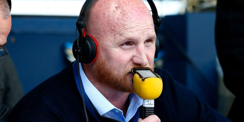 John Hartson Lifts Lid on Vile Ibrox Taunts