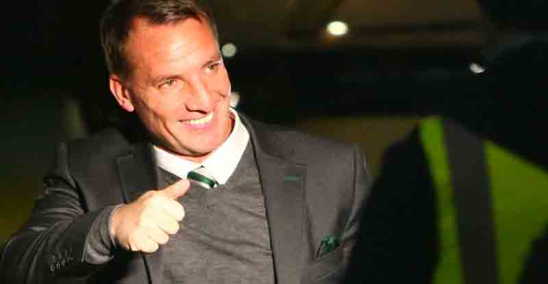 Celtic in Advanced Talks Over New Parkhead Signing - Rodgers Confirms